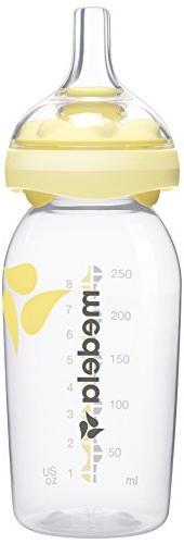 Medela Calma Breastmilk Feeding Set, 8 oz