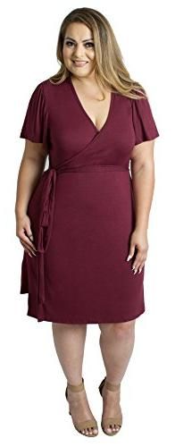 Udderly Hot Mama Curvy Plus Size 'Whitney' Wrap Nursing and