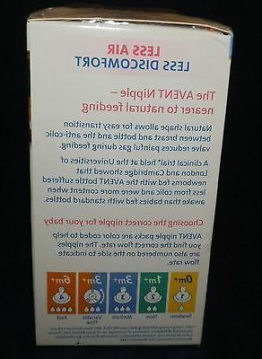 Avent Kit 5 x oz Lids Anti Colic