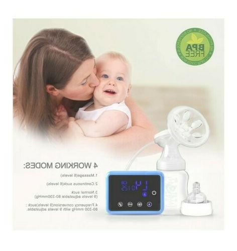 Double Pain Strong Suction Power BELLABABY