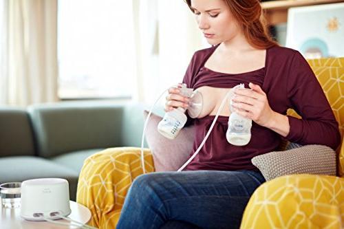 Philips Avent Double Electric Breast Bonus Power SCF334/22