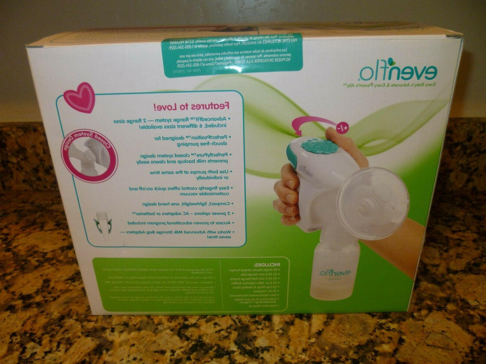 Evenflo Breast Pumps - New