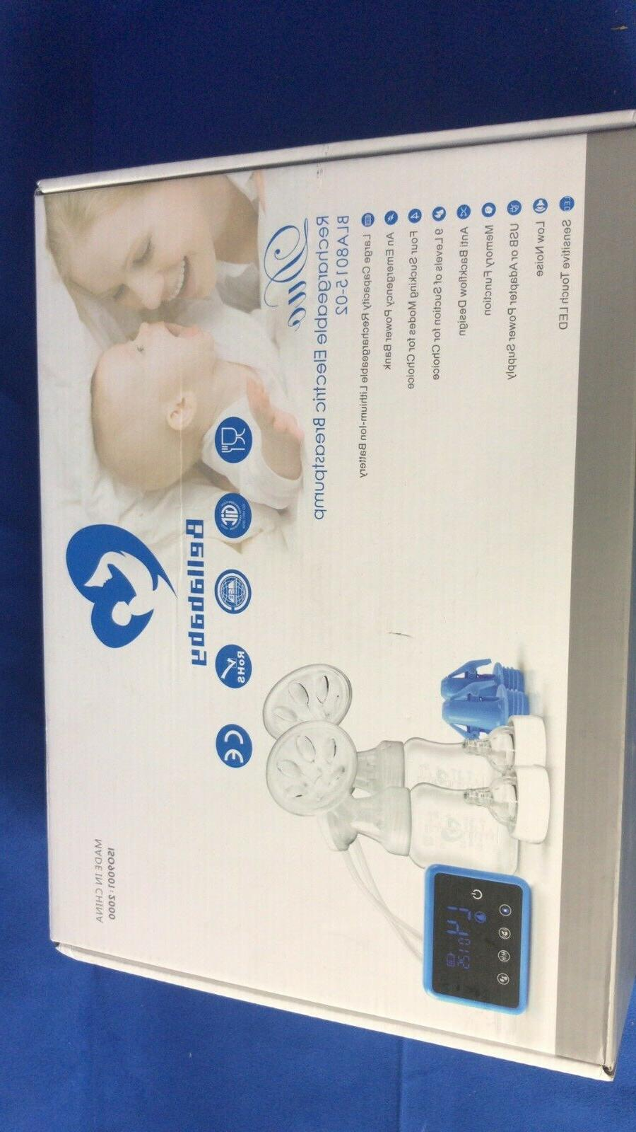 duo rechargeable electric breast pump bla8015 02