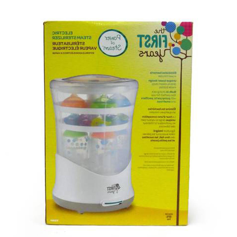 Electric Bottle Sterilizer Sanitizer BPA-Free Bottles Sizes