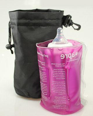 Apre 2in1 Bottle Warmer TWIN Breast KIT &