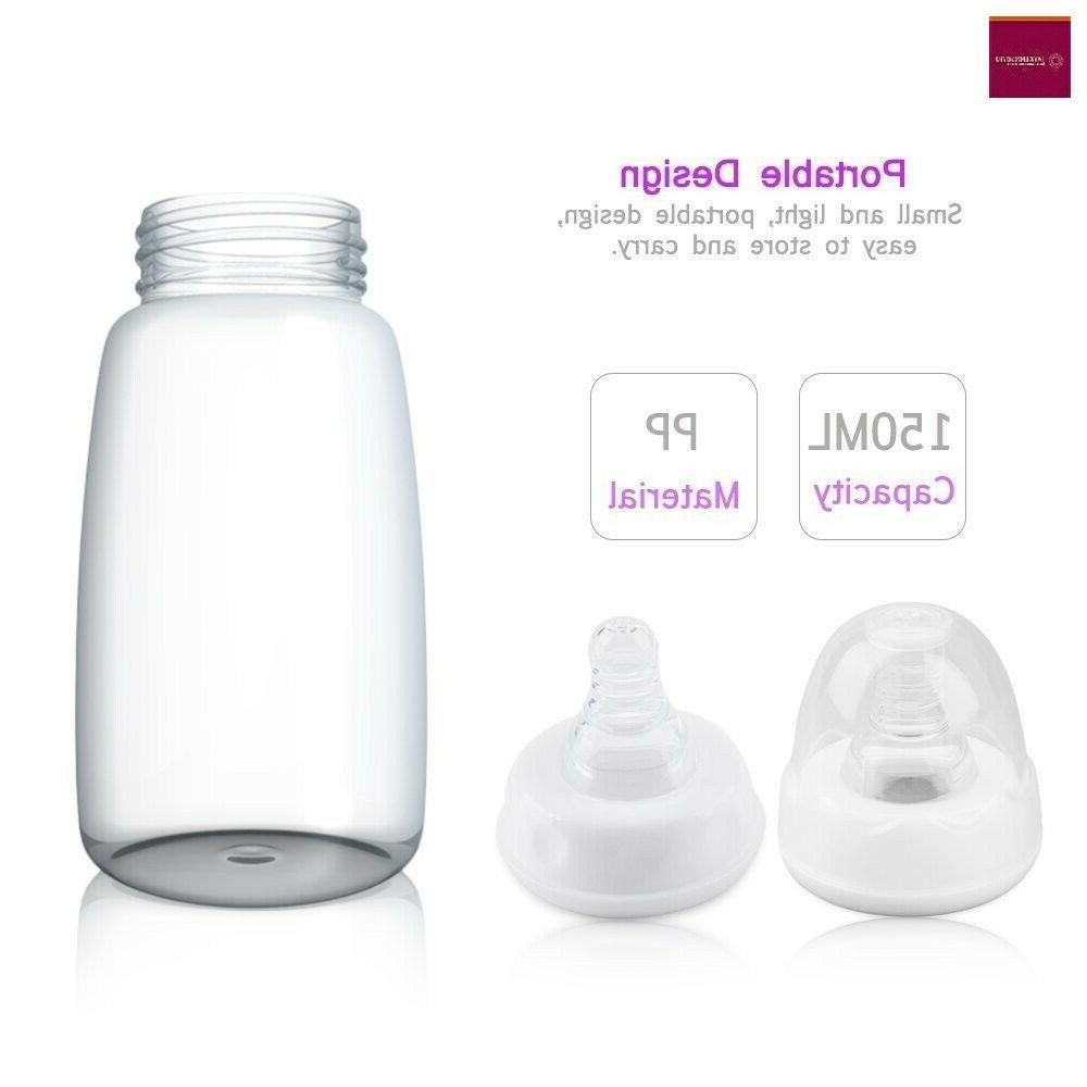 KidsTime Pump Double hands-Free Breastpump(WITH 2 x