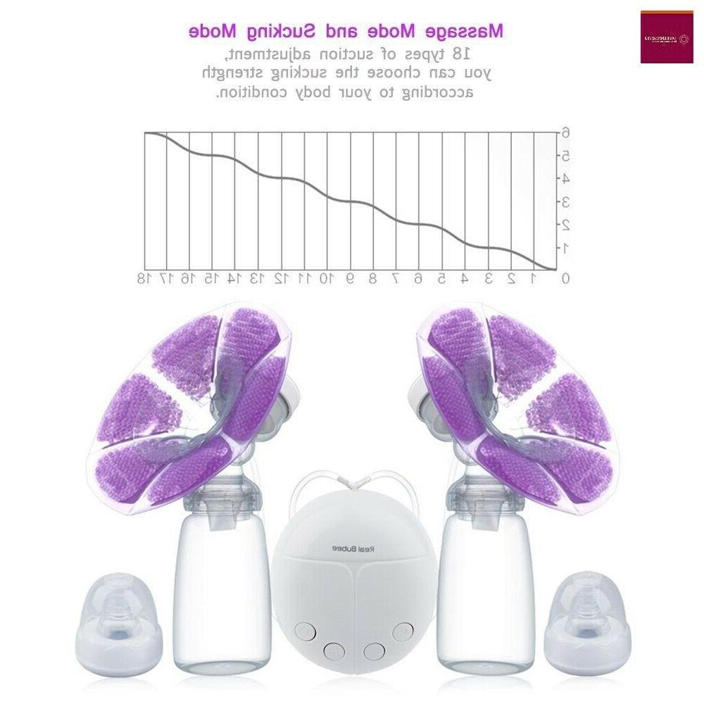 Double Breastpump(WITH 2