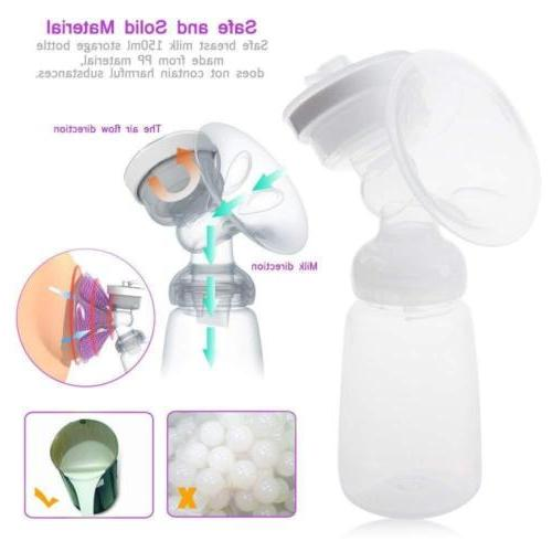 KidsTime Breast Double hands-Free Breastpump with 2 Cold