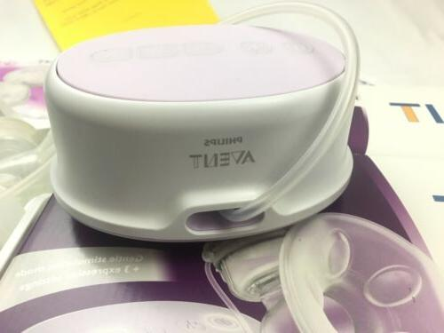 Philips Breast Pump READ -