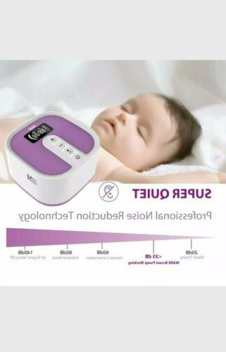 Electric Breast by Pump