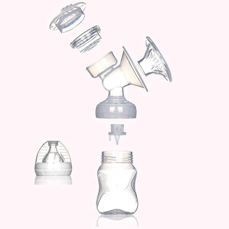 Electric <font><b>Breast</b></font> <font><b>Universal</b></font> Accessories Silica Milk Duckbill Valve