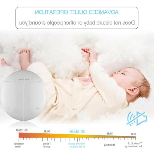 Electric USB Baby Pump BPA Microcomputer w/ 150ml Bottle
