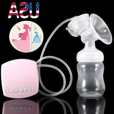 fashion electric breast pump comfort breastfeeding baby