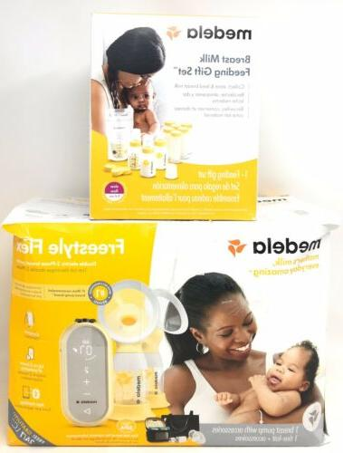 freestyle flex double electric 2 phase breast
