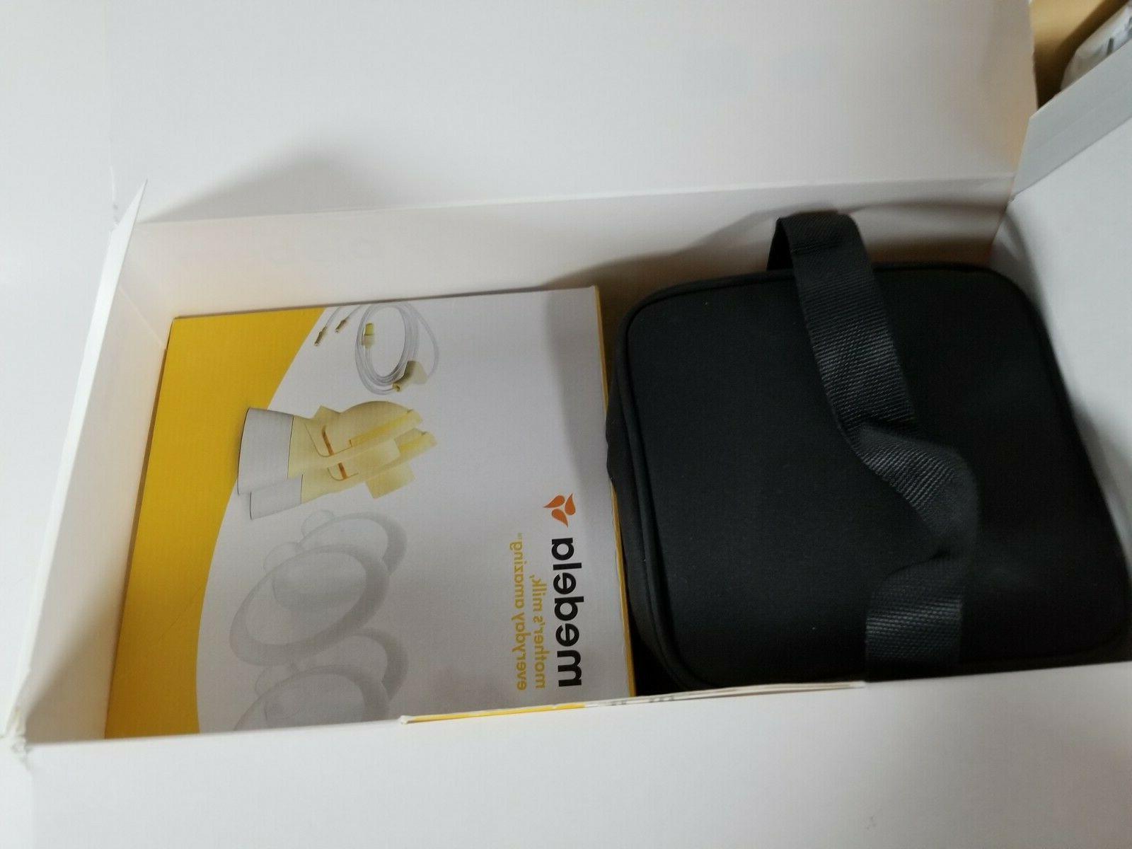 Medela-Freestyle Flex Double Portable 2-Phase