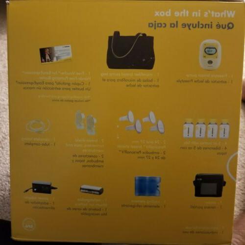 Medela Mobile Electric Breast Pump Delivery