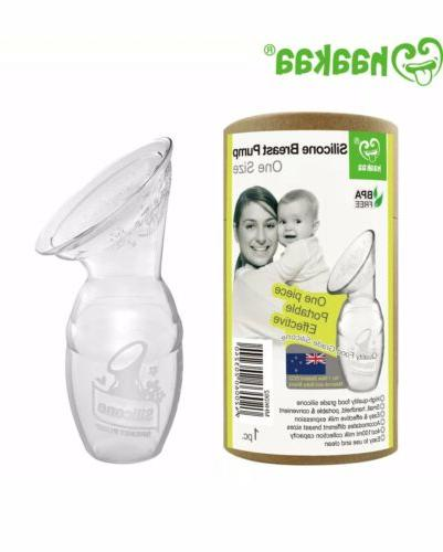 gen 2 silicone breast pump with 16
