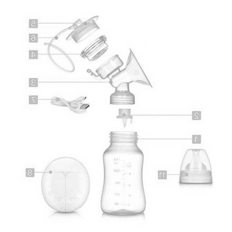 Hand USB Milk Bottle