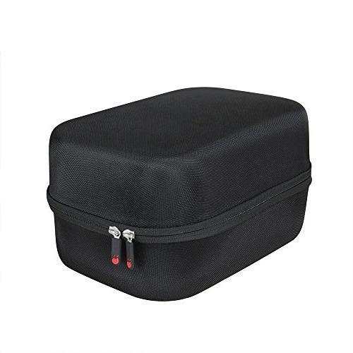 hard eva black case