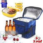 Insulated Cool Tote Bag Cooler Box Travel Food Handle Should