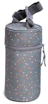 Kenley Insulated Single Baby Bottle Bag - Warmer Or Cooler -