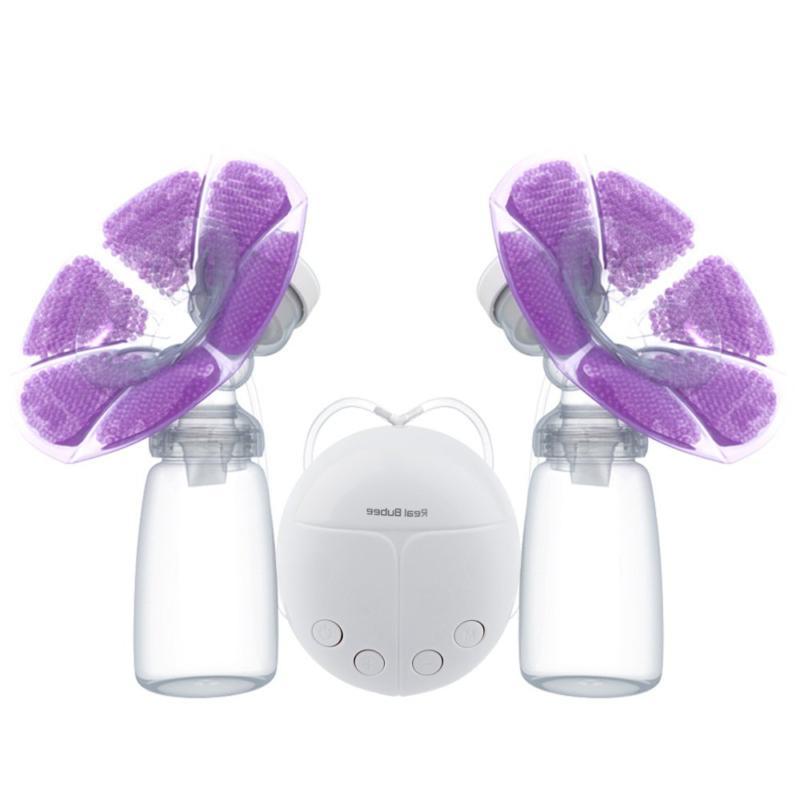 kidstime electric breast pump double breast pump