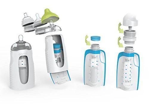 Kiinde Universal Breast Milk and Feeding System