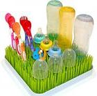 Kuddly Kids Large Lawn Drying Rack Baby Bottle Dish Rack Exc