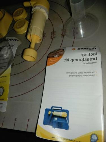Medela Lactina Accessories Lot & Parts