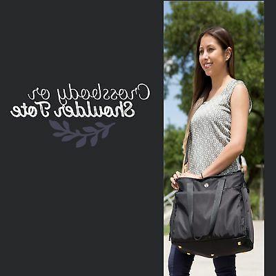 Zohzo Lauren Breast Bag Tote Bag Great or