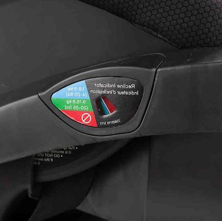 Evenflo LiteMax 35 Car in Leaf