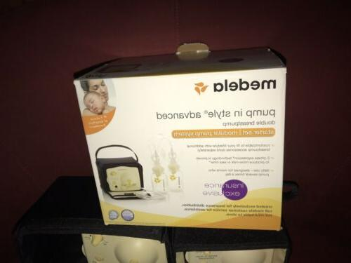 Lot 2 Pump In Style Breast Pumps Free
