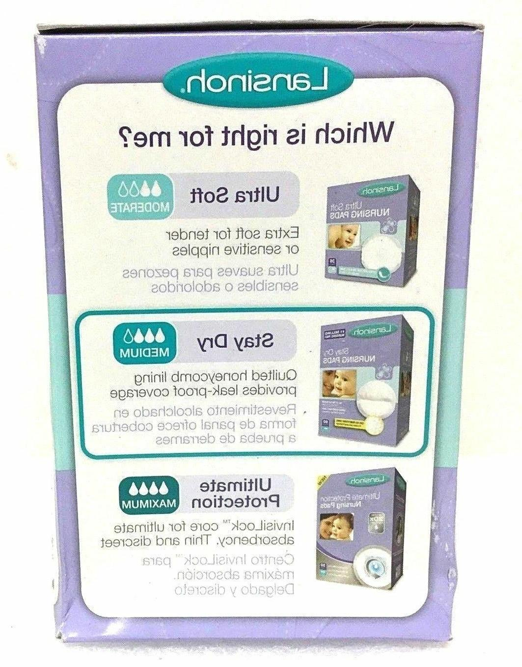 Lot Dry Disposable Quilted Breast Nursing Pads,
