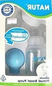 Natur Manual Breast Pump, Bpa Free