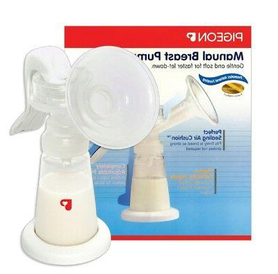 Pigeon Manual Breast Pump - Secure, Stimulation and Efficien