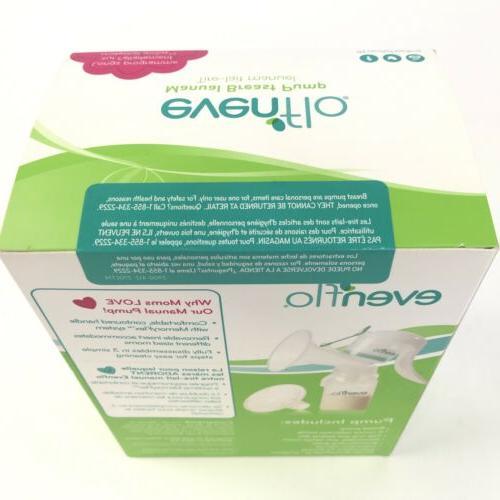 Evenflo Manual Breast BPA