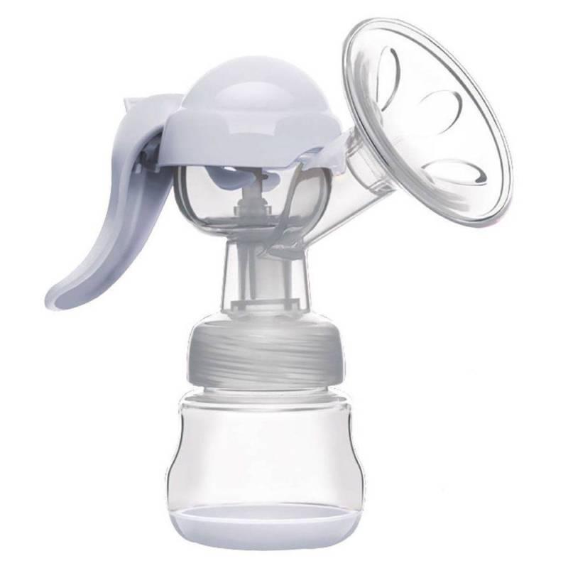 120ml Baby Infant Kids Hand-type Breast Pump Milk Bottle Fee