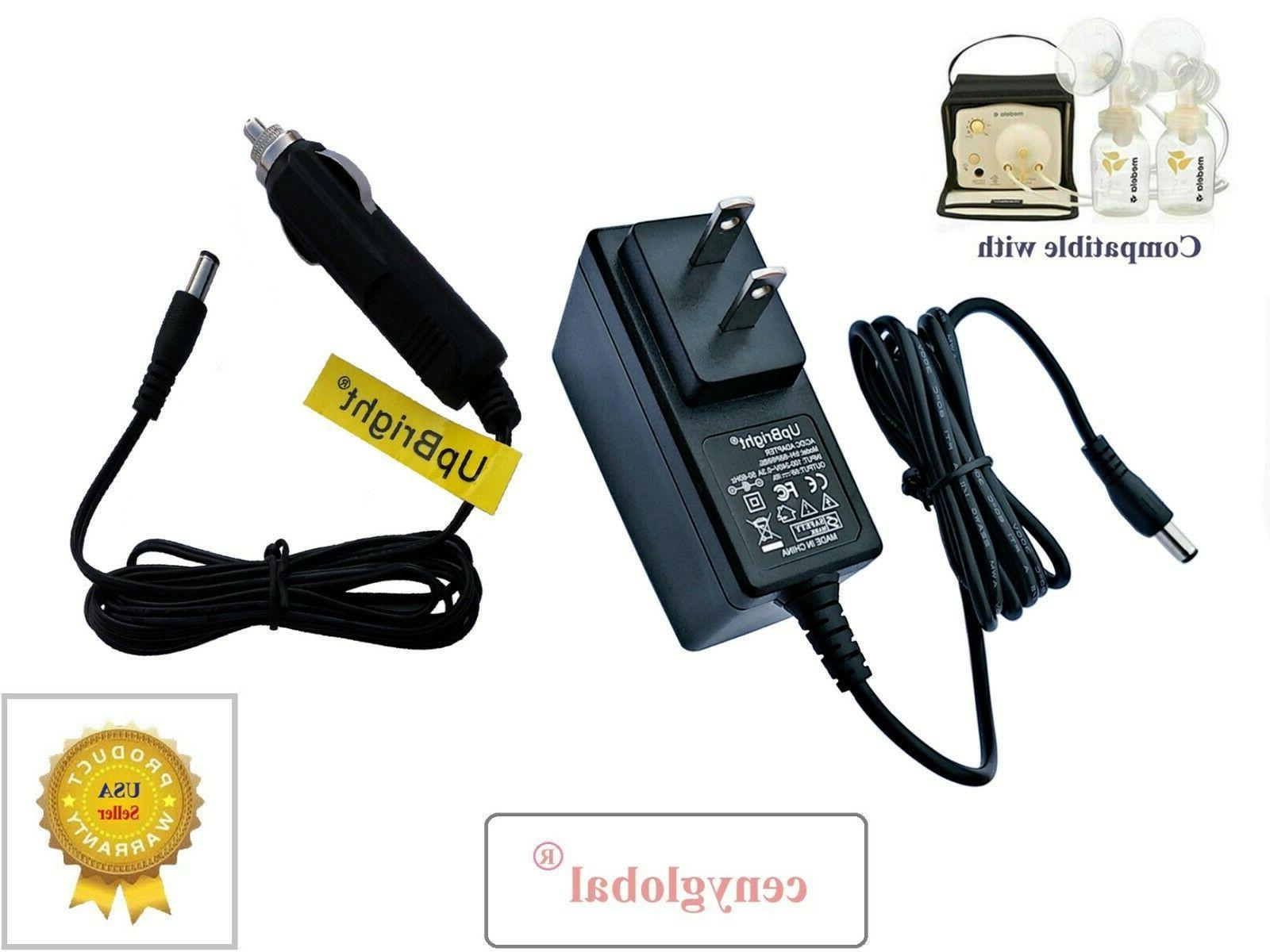 medela symphony breastpump pump vehicle lighter