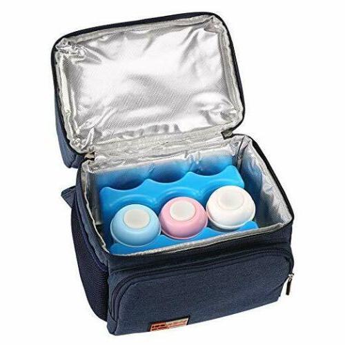 Mother Bottle Breast Pump Bag Cooler Waterproof