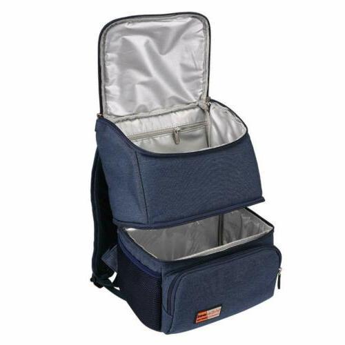 Cooler Bag Backpack Milk Pump Waterproof for