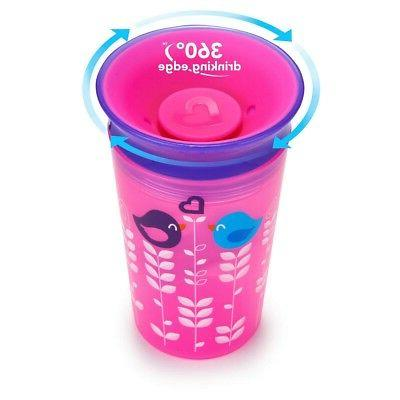 Munchkin Miracle Degree Deco Sippy New