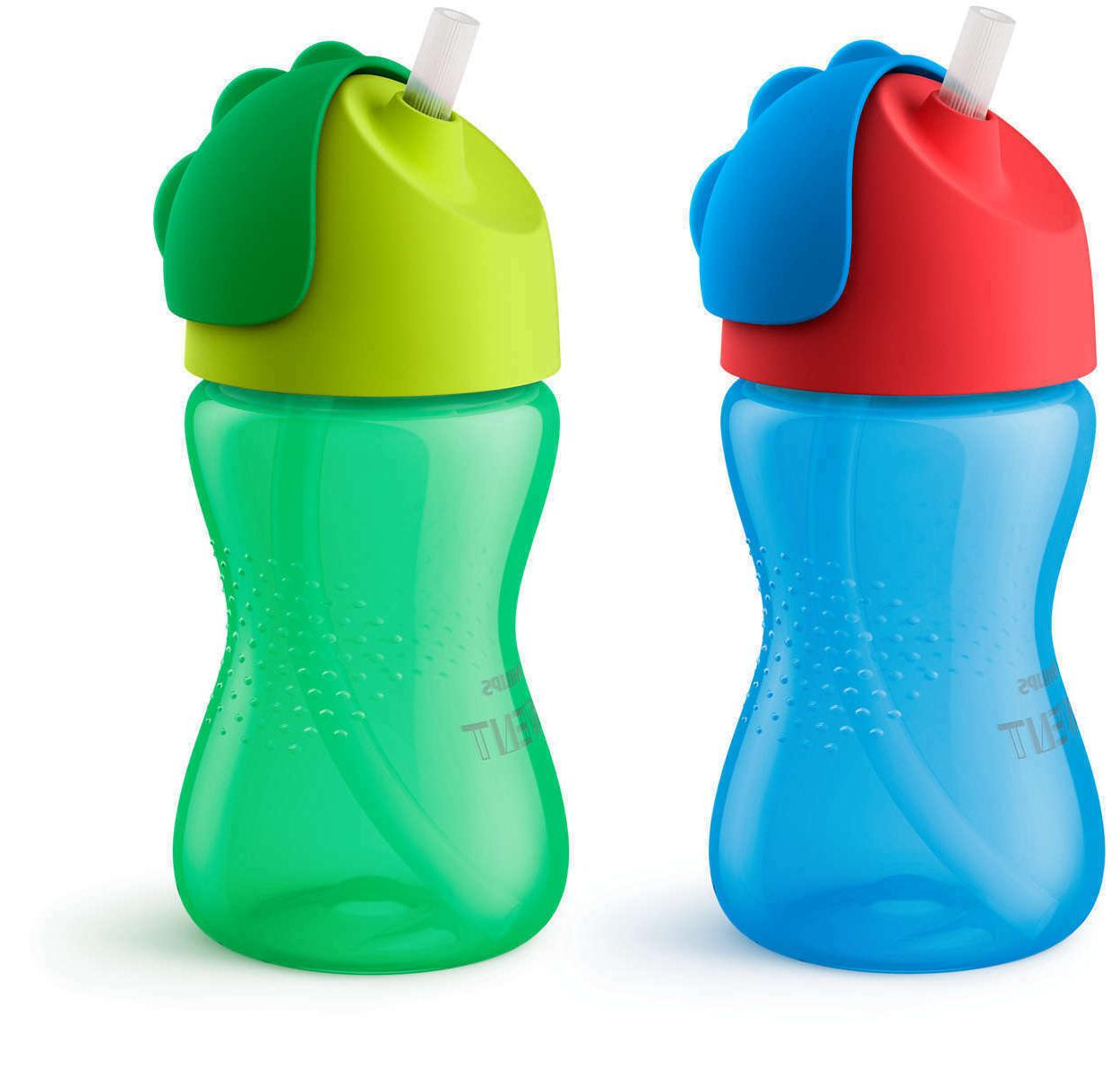Philips Avent Leak Proof Straw Sippy Cups