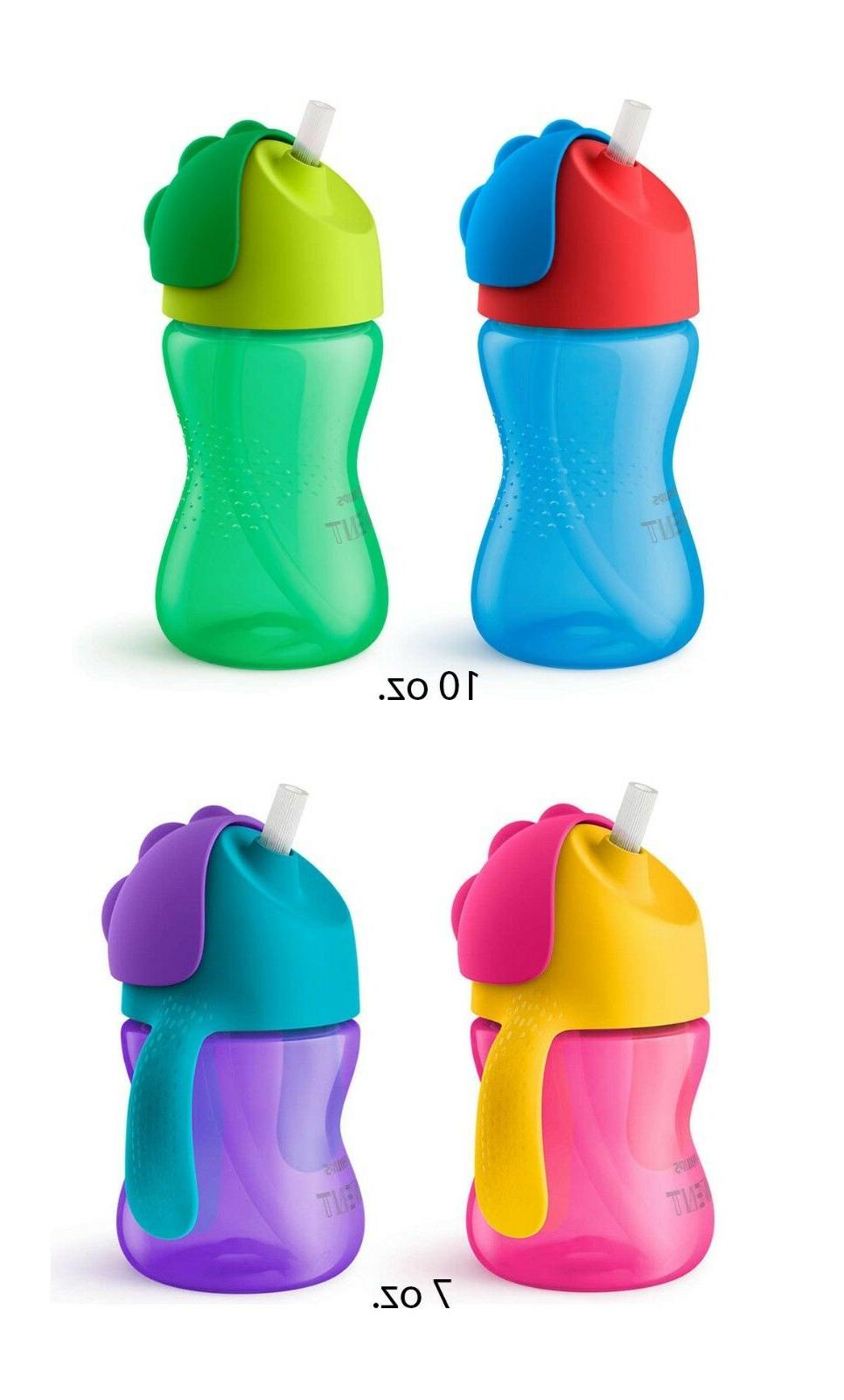 my bendy leak proof straw sippy cups