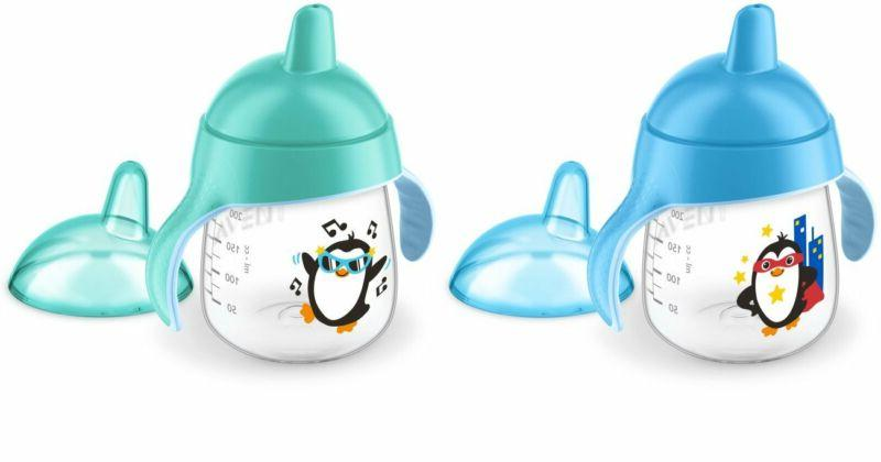 Philips My Sippy Cup 9oz, Blue and Green, 2pk,