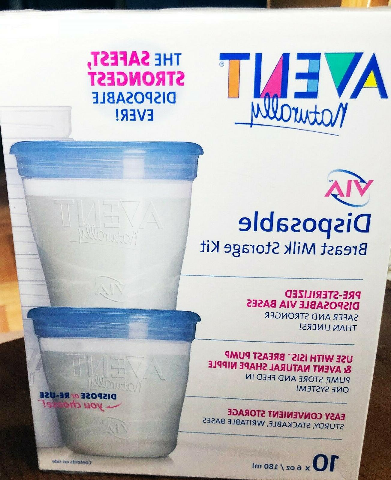 Avent disposable Milk for Breast