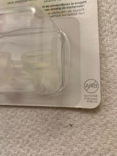 NEW Ameda Breast Valves BPA