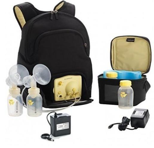 new backpack bag travel double pump in
