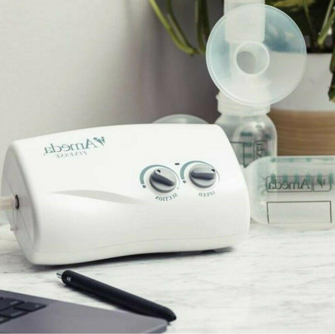 New Double Electric Breast Pump - 101A04