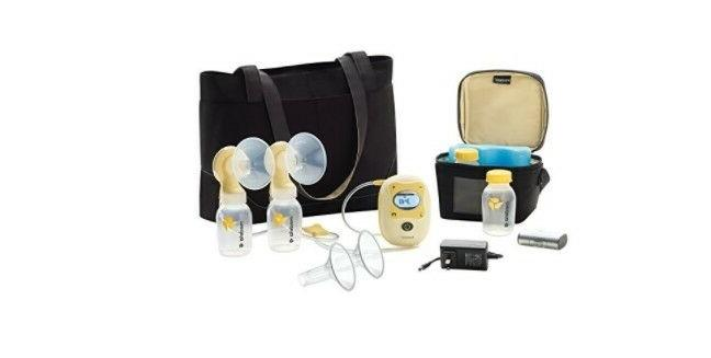 NEW IN BOX Medela Freestyle Solution Set