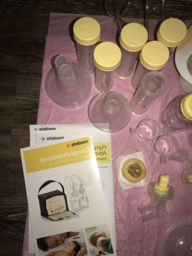 New Medela Style Pump Kit